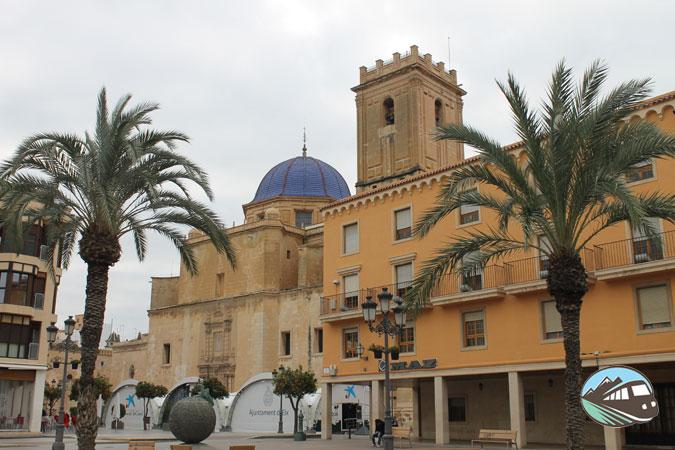 Basílica de Santa María - Elche