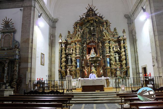 Iglesia de Mogarraz