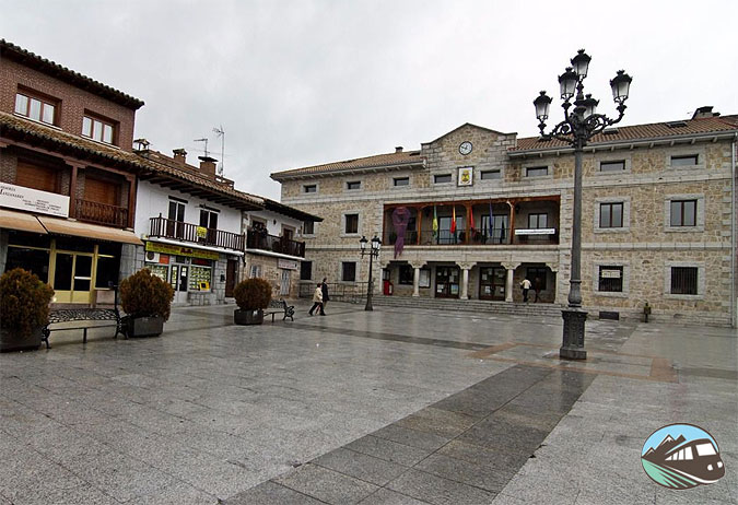 Plaza Mayor – Manzanares el Real