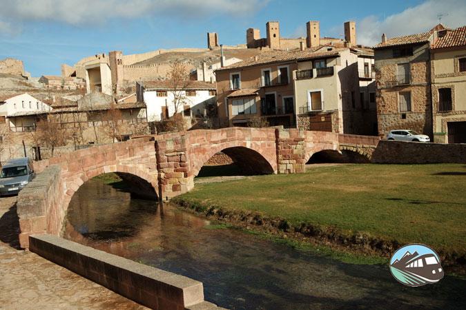 Puente viejo - Molina de Aragón