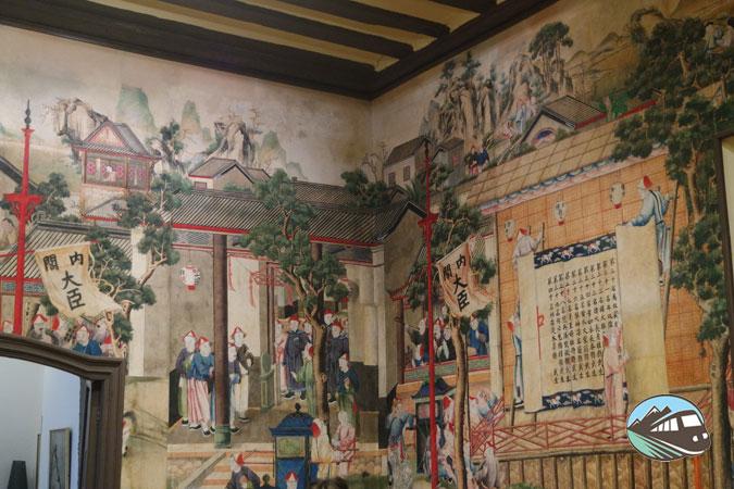 Salón del té – Guadalajara