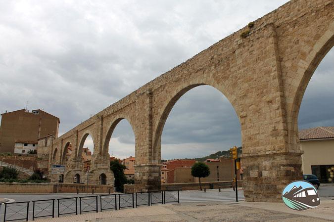 Acueducto de los Arcos - Teruel