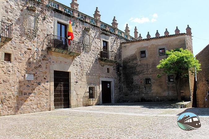 Palacio de las Veletas - Cáceres