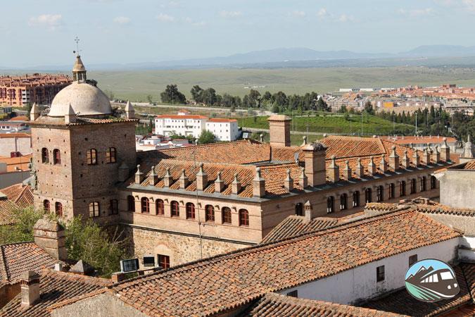 Palacio de Moctezuma - Cáceres