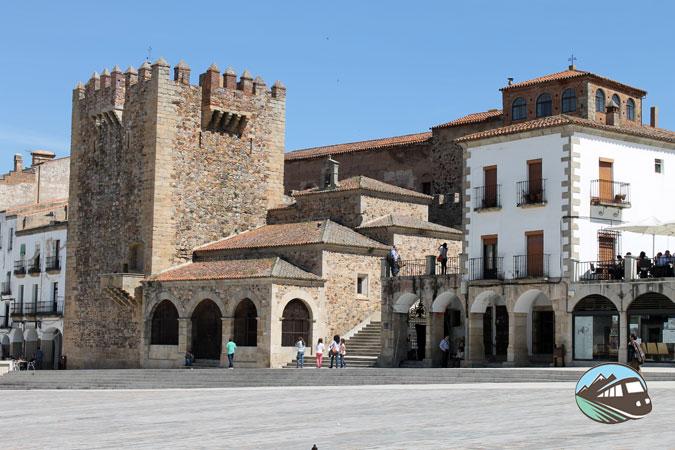 Plaza Mayor de Cáceres