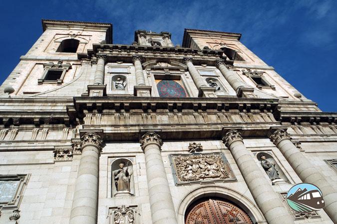Iglesia de San Ildefonso – Toledo