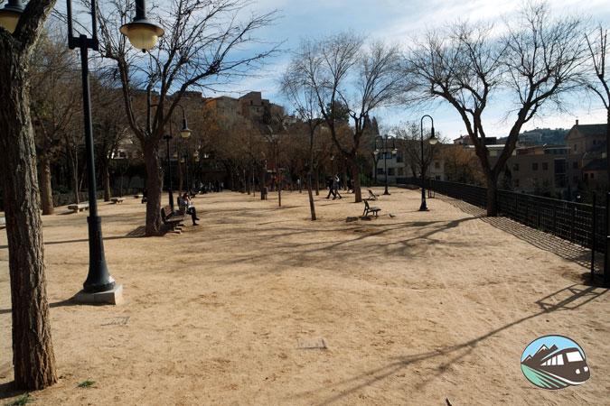 Jardines del Transito - Toledo