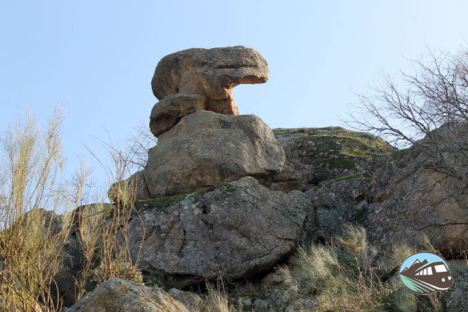 Piedra del Rey Moro – Toledo