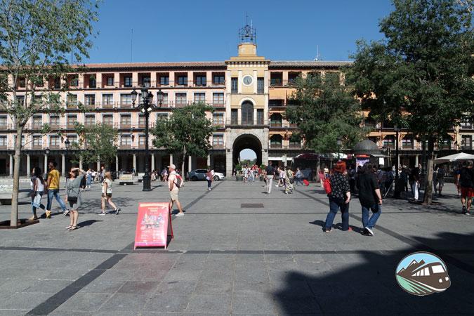 Plaza de Zocodover – Toledo