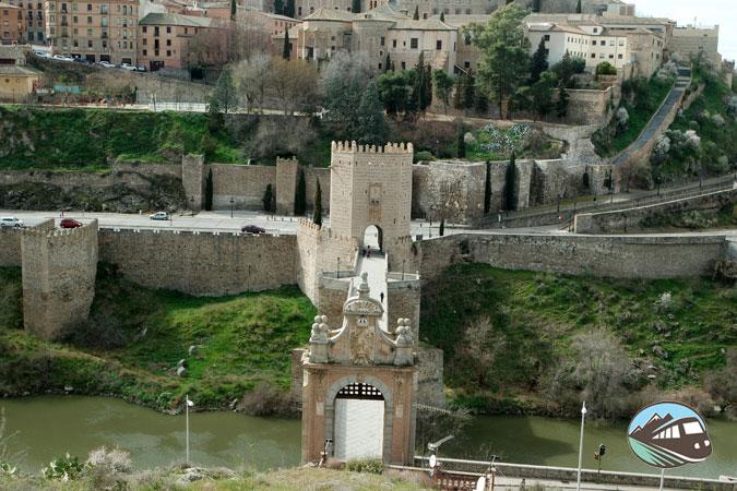 Puente de Alcántara – Toledo