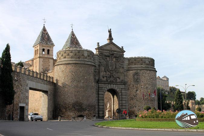 Puerta de Bisagra - Toledo