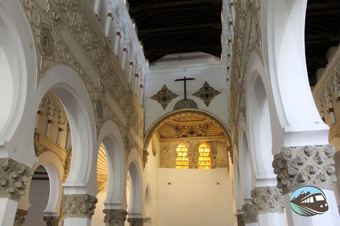 Sinagoga de Santa María La Blanca - Toledo