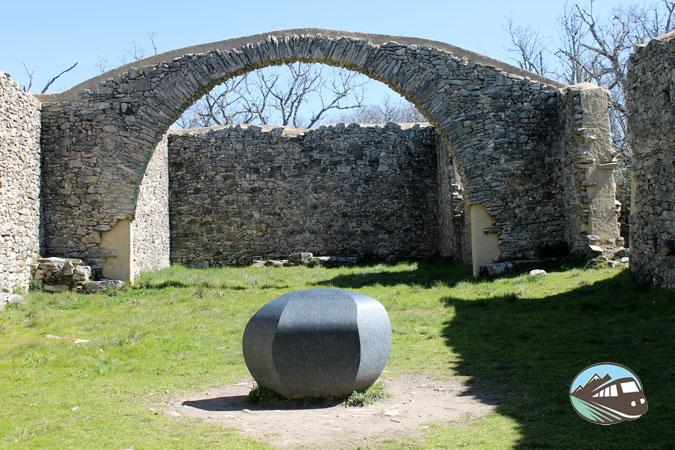 Asteroide - Camino-Raices