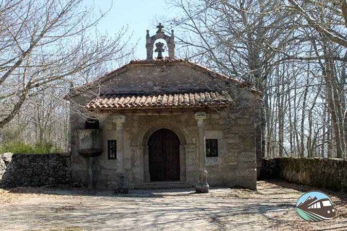 Ermita de Majadas Viejas -Camino-Raices
