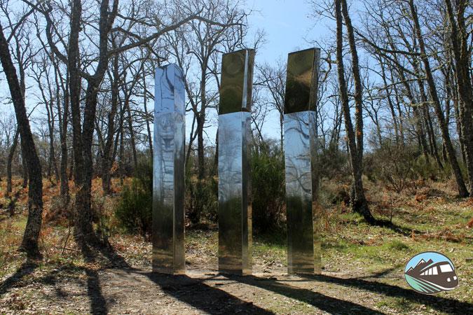 Del espejismo de un bosque – Camino de las Raíces
