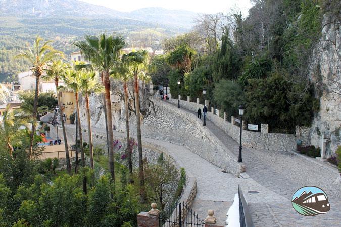 Calles de Guadalest