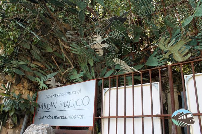 El Jardín Mágico – Guadalest