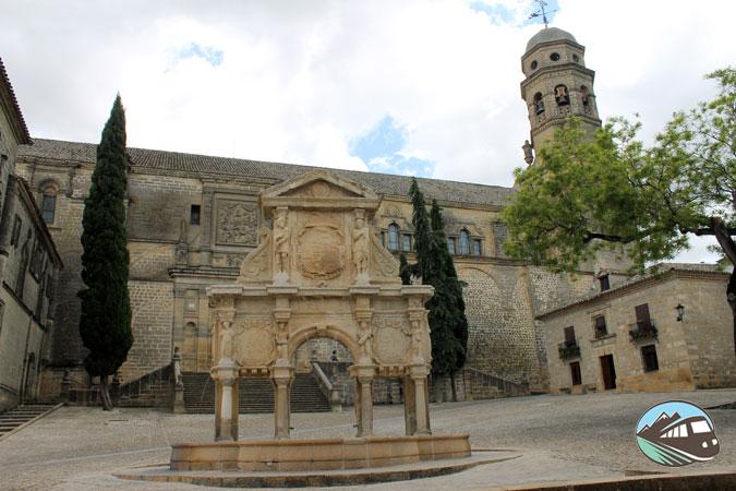 Plaza de Santa María – Baeza