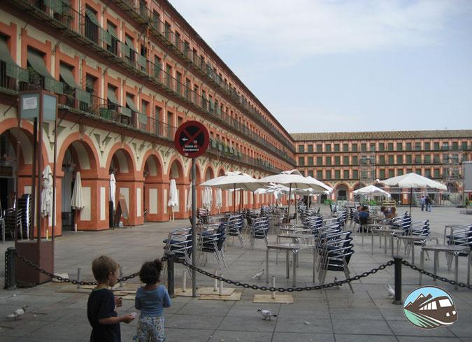 Plaza de las Correderas – Córdoba