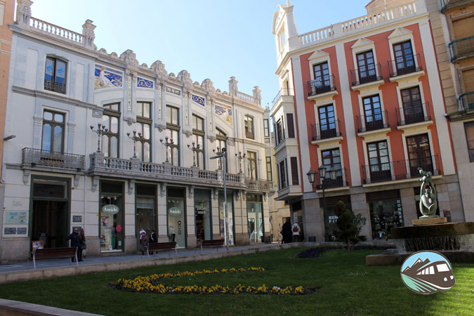 Ruta modernista Zamora