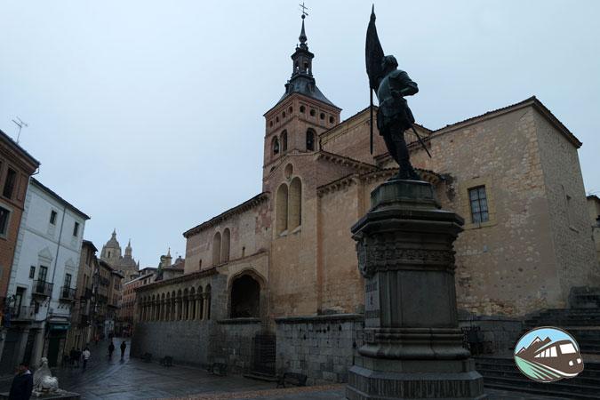 Iglesia de San Martín - Segovia