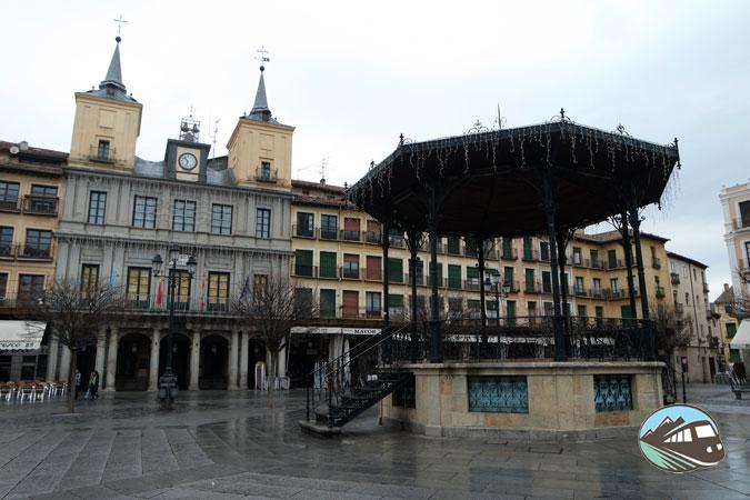 Plaza del Azoguejo – Segovia