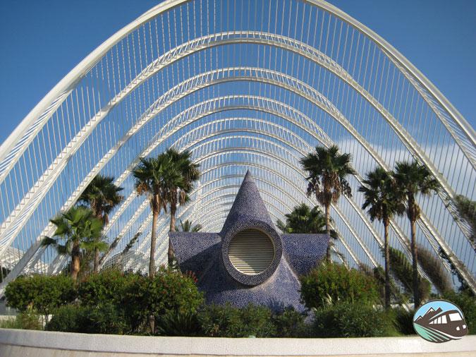 Ciudad de las Artes y las Ciencias – Valencia