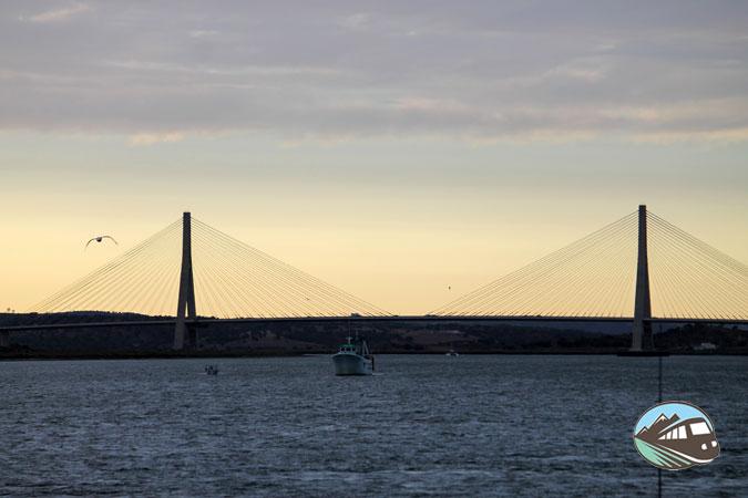 Puente Internacional del Guadiana - Ayamonte