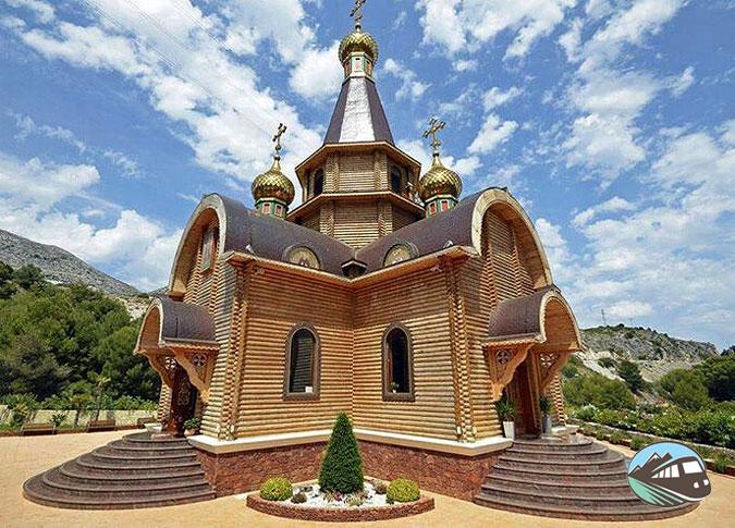 Iglesia ortodoxa rusa – Altea