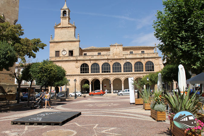 Plaza Mayor de San Clemente