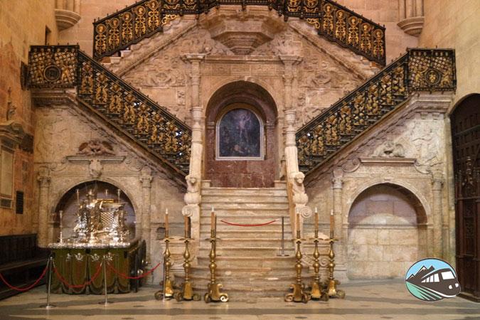 Escalera Dorada – Catedral de Burgos