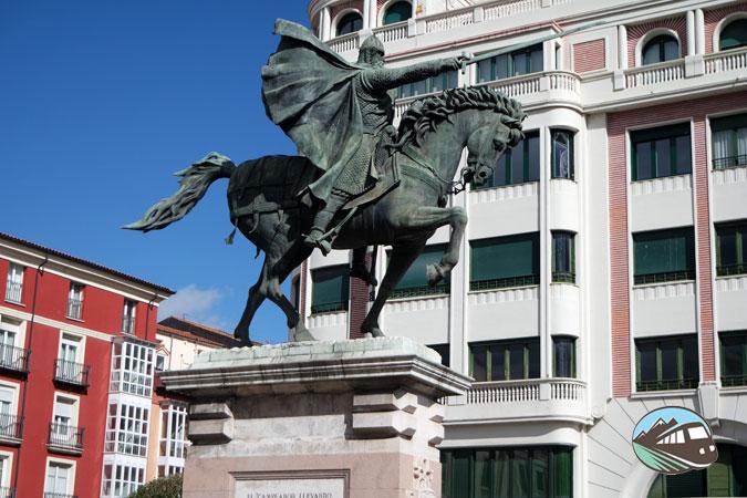 Estatua ecuestre del Cid