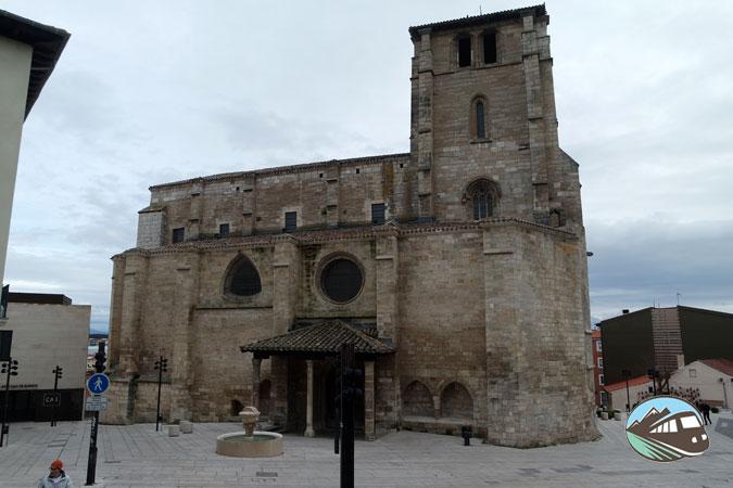 iglesia de San Esteban – Burgos