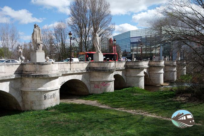 Puente de Santa María – Burgos