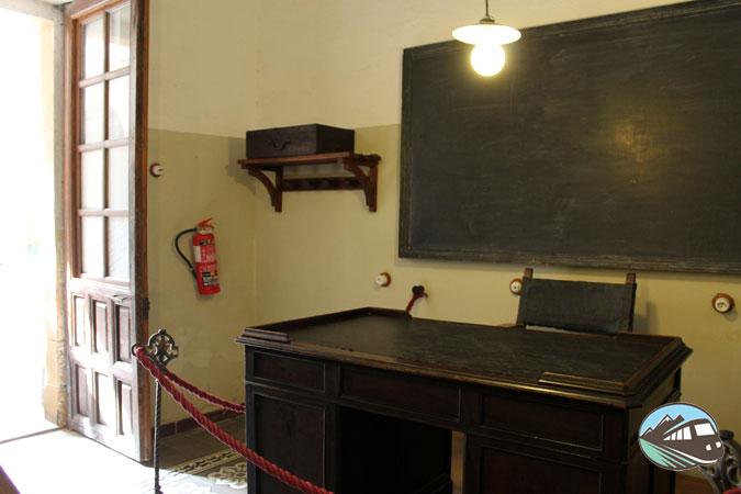 Aula de Antonio Machado – Baeza
