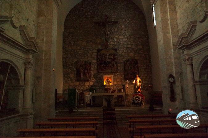 Iglesia de la Vera Cruz - Aranda de Duero