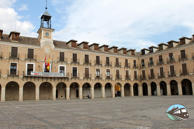 Plaza de Mayor de Ocaña