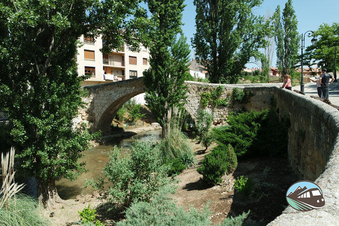 Puente Románico de Aranda de Duero