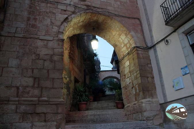 Arco de Zapatería - Alcaraz