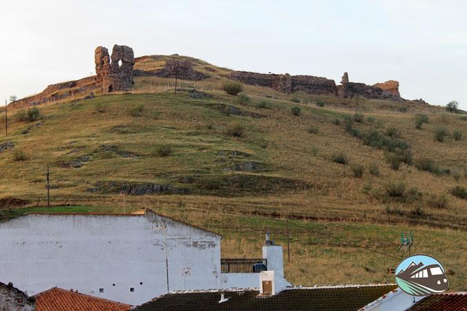 Ruinas del castillo – Alcaraz