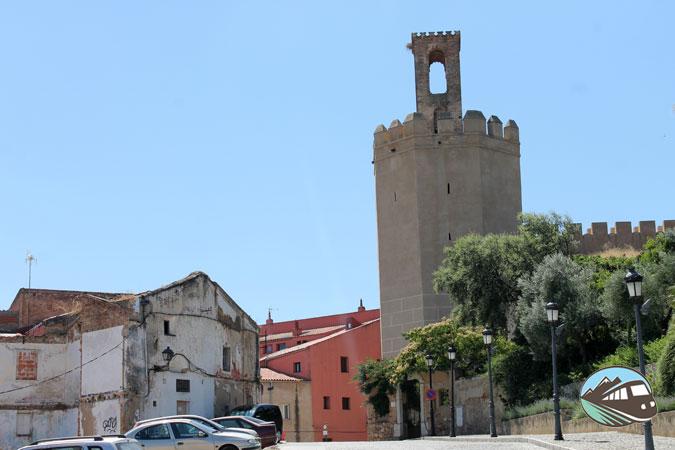 Torre de Espantaperros - Badajoz