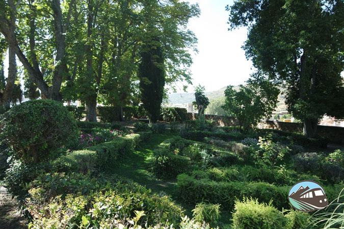 Jardines de la Real Fábrica Paños - Brihuega