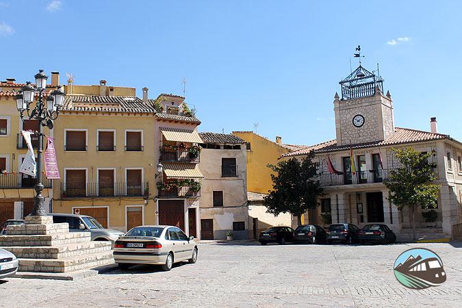 Plaza del Coso - Brihuega