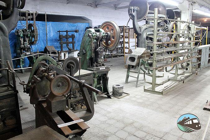 Reales Fábricas de Bronce – Riópar