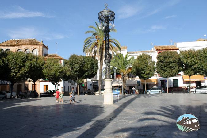 Plaza de San Fernando - Carmona