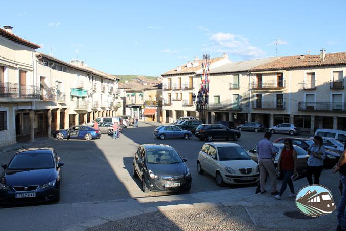 Plaza Mayor de Cifuentes