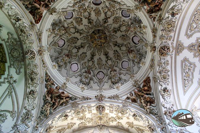 Iglesia de los Descalzos - Écija