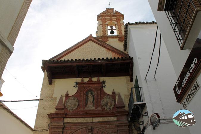 """Iglesia de la Concepción """"El Hospitalito"""" – Écija"""