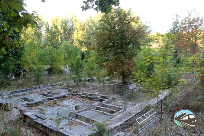 Restos del antiguo balneario – Trillo