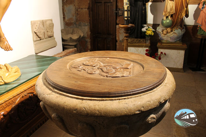¿Será la pila bautismal de Cervantes? – Alcázar de San Juan